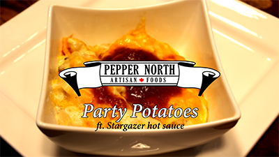 PARTY POTATOES