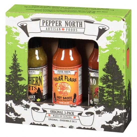 Original Hot Sauce 3-Pack